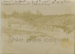 BELLACOURT WWI Le Front Première Guerre Mondiale 1915 Pas-de-Calais 62