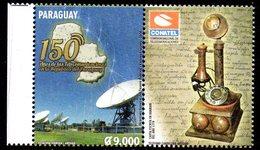 Paraguay 3172 Téléphone , Télécoms