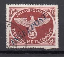 DR  Feldpostmarke Mi. 10 Gefälligkeitsstempel.   - Versandkosten Deutschland: 1,10 Euro  Ausland: 1,40 Euro
