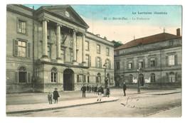 16430    Cpa  BAR LE DUC  :la Préfecture   1904   ACHAT  DIRECT  !! - Bar Le Duc