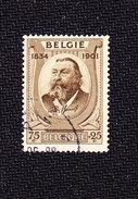 Timbre De Belgique Oblitéré N° Y. & T. 385