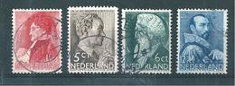 Pays Bas Timbres De 1934  N°272 A 275    Oblitérés
