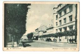 16441    Cpa BAR LE DUC  : Boulevard De La Rochelle - La Poste  ,1940  ,   ACHAT  DIRECT  !! - Bar Le Duc