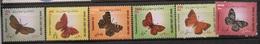 TS28 - Iran MNH Stamps - Butterflies - Iran