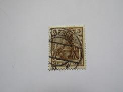 All116   3pf  Brun   Germania   Mi 54