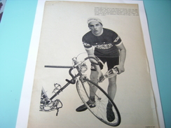 ANCIENNE PUBLICITE PERRIER - MERCIER  1955 - Posters