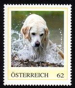 ÖSTERREICH 2012 ** Hund,dog - PM Personalized Stamp MNH