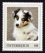 ÖSTERREICH 2015 ** Hund,dog / Welpe Cara - PM Personalized Stamp MNH