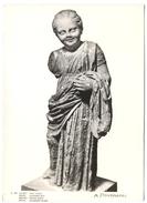 GRECIA - GREECE - GRECE - GRIECHENLAND - DELPHI, MUSEE DE DELPHES - LAUGHING BOY - Not Used - Grecia