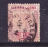 Sierra Leone 1897-1  P   .Usato