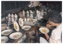 87 LIMOGES - 155 - Edts Théojac - Manufacture De Porcelaine Haviland (recto-verso) - Limoges