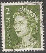 Australia. 1966-73 QEII Definitives. 2c Used SG 383 - 1966-79 Elizabeth II