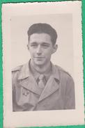 Militaria - France Libre - Pais  Août 1944 - Un Soldat (Libération)