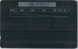 MACAO :  1000u CHORLEY Test Card   Rare Only A Few - Macau