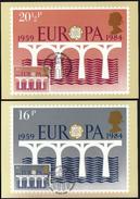 Great Britain 1984 / Europa CEPT / MC - Europa-CEPT