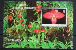 GB Jersey, MiNr. Block 44 I, Postfrisch / MNH