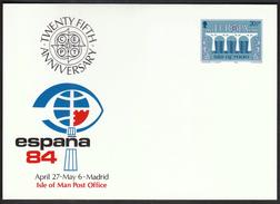 Isle Of Man 1984 / Europa CEPT / Postal Stationery - Europa-CEPT