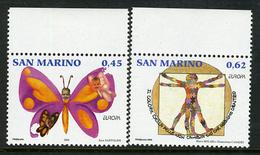 2006 - SAINT-MARIN - SAN MARINO - Unif. 2111/2112 - NH - New Mint - Nuevos