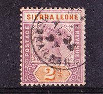 Sierra Leone 1897-2 P Usato