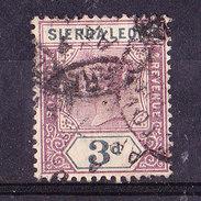 Sierra Leone 1897- 3  P Usato