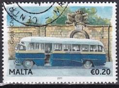 Malta, 2011 - 20c Autobus - Usato°