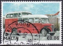 Malta, 2013 -  6c Autobus - Usato°