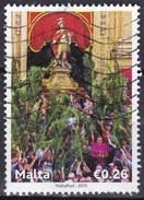 Malta, 2015 - 26c SEPAC - Usato°