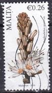 Malta, 2016 - 26c Asphodelus Aestivus - Usato°