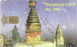 NEPAL : Card As Pictured - Nepal