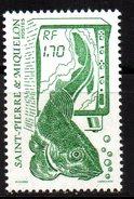 SPM Saint Pierre Et Miquelon  N° 503 Neuf  XX MNH  Luxe  Cote Y&T  1,00  €uro - St.Pierre & Miquelon