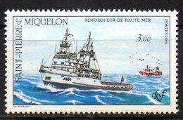 SPM Saint Pierre Et Miquelon  N° 510 Neuf  XX MNH  Luxe  Cote Y&T  1,40  €uro - St.Pierre & Miquelon