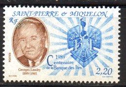 SPM Saint Pierre Et Miquelon  N° 511 Neuf  XX MNH  Luxe  Cote Y&T  1,25  €uro - St.Pierre & Miquelon