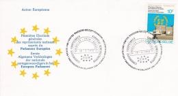 Belgium FDC 1978 Direct Election European Parlement (T17-24)