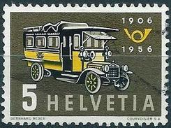 Switzerland 1956 - First Post Car ( Mi 623 - YT 572 ) - Gebraucht