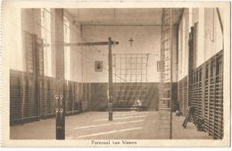 6Rm-716: SINT JOZEFSGESTICHT - NORMAALSCHOOL   THORHOUT  : Turnzaal Van Binnen - Torhout
