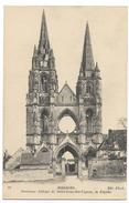 SOISSONS / Ancienne Abbaye De Saint-Jean-des-Vignes, La Façade
