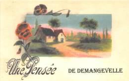 70 - HAUTE SAONE / Fantaisie Moderne - CPM - Format 9 X 14 Cm - DEMANGEVELLE - Frankreich