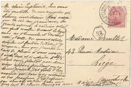 6Rm-715: N° 138: CONFERENCE DIPLOMATIQUE SPA 16 VII 1920 DIPLOMATISCHE CONFERENTIE...l