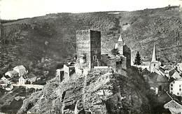 Pays Div-ref J477- Luxembourg - Luxemburg - Esch Sur Sure -ruines Du Chateau  - Carte Bon Etat  - - Esch-Sauer