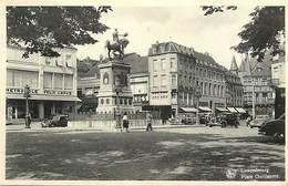Pays Div-ref J476- Luxembourg - Luxemburg - Ville - Place Guillaume   - Carte Bon Etat  - - Luxemburg - Town