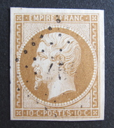 LOT R173/3 - NAPOLEON III N°13B - LPC - Cote : 30,00 € - 1853-1860 Napoleon III