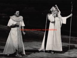 Pedro Lavirgen Opera Signed Photo 24x18cm - Photos