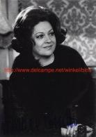 Ljiljana Molnar-Talajic Opera Signed Photo 12,5x17,5cm - Autogramme