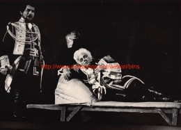 Renato Bruson Opera Photo 20,5x15cm - Photos