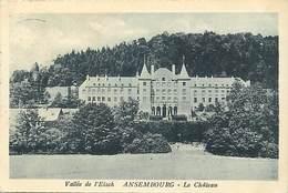 Pays Div-ref J471- Luxembourg - Luxemburg - Vallee De L Eisch - Ansembourg - Le Chateau  - Carte Bon Etat  - - Unclassified