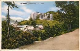 Pays Div-ref J468- Luxembourg - Luxemburg - Simmern - Le Chateau   - Carte Bon Etat  - - Unclassified