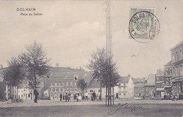 Dolhain - Place Du Sablon (belle Animation, Café, Dr Trenkler) - Limburg