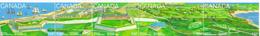 CANADA 1995 275th Anniv Of Fortress Of Louisbourg Set (Horiz Se-tenant Strip Of 5v), XF MNH, MiNr 1466-70, SG 1631-5