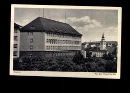 Stettin, An Der Haydnstraße - Pommern