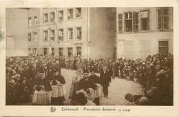 Pays Div-ref J465- Luxembourg - Luxemburg - Echternach - Procession Dansante - Le Clergé - Carte Bon Etat   - - Echternach